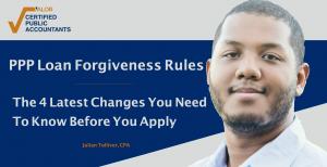 PPP Loan Forgiveness Update